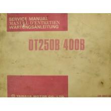 MANUEL UTILISATION DT 250 B 450 B 1975 YAMAHA