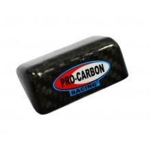 Protection réservoir de frein Carbone 250 450 KXF KAWASAKI