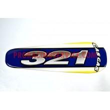 ADHESIF / STICKER SELLE 321  TRIAL  TXT 125  2001 GAS GAS