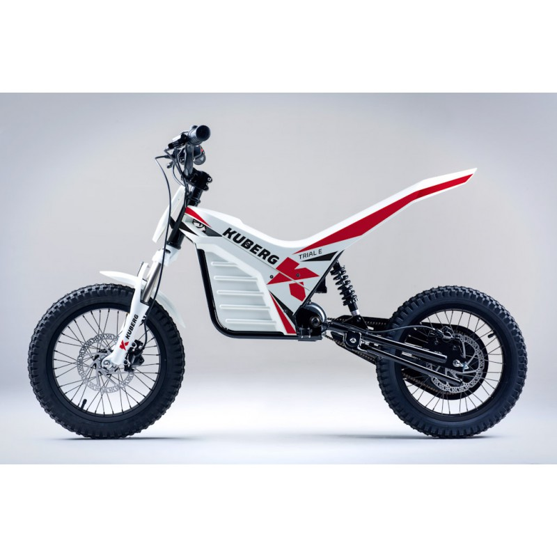 Moto Electrique Kuberg Trial E