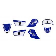Kit déco PW50 Blue