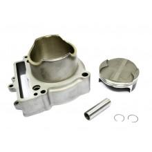 Piston seul ou cylindre seul ou kit piston cylindre 250 SXF 06-12 KTM