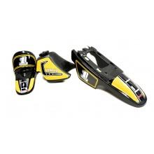 Kit déco PW50 Yellow