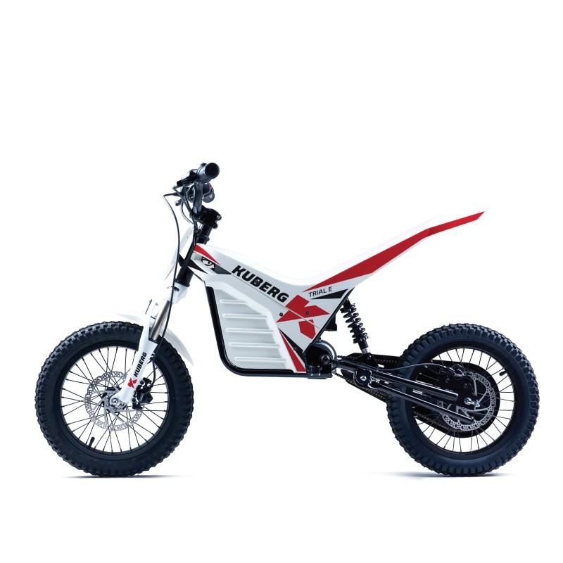 Moto electrique kuberg trial e - Moto electrique kuberg ...