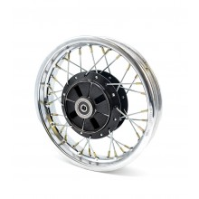 ROUE ARRIERE PW80 YAMAHA