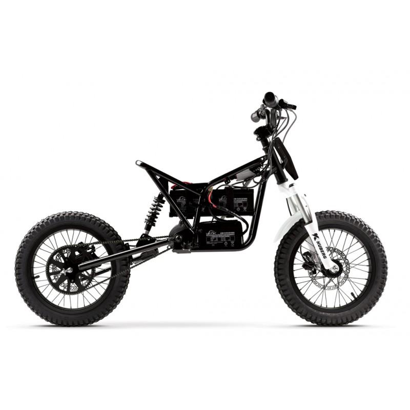 moto electrique kuberg cross hero. Black Bedroom Furniture Sets. Home Design Ideas