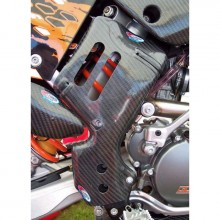 Protections cadre Carbone SX SXF EXC KTM