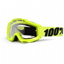MASQUE ACCURI FLUO YELLOW-CLEAR LENS