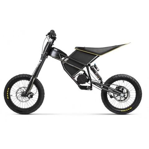 moto electrique kuberg freerider 12kw. Black Bedroom Furniture Sets. Home Design Ideas