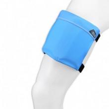 Cuisssière soin / récupération cryothérapie ALIEN ICECARE bleue