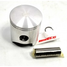 PISTON COMPLET EC MX SM 125 200 DIAM 62.50 MM 2001 à 2009 sauf 2002
