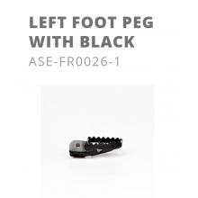 Cale-pied gauche Kuberg Freerider noir