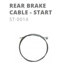 Câble de frein arrière Kuberg Start