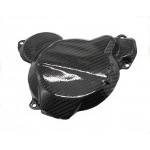 PROTECTION CARTER ALLUMAGE CARBONE KTM 300/250 EXC 17-18