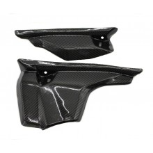 PROTECTION DE RESERVOIRE CARBONE KTM EXC-EXCF 17-18