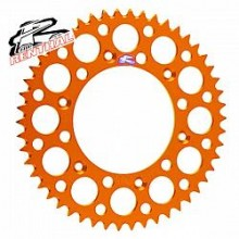 COURONNE ALU COULEUR KTM RENTHAL ULTRALIGHT