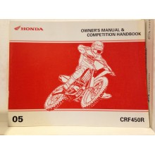 REVUE TECHNIQUE/MANUEL D'ENTRETIEN HONDA CRF450R
