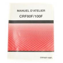 MANUEL UTILISATION CRF 80F 100F 2002 HONDA