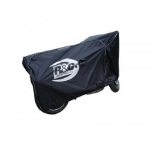 HOUSSE DE PROTECTION R&G RACING UNIVERSELLE NOIRE