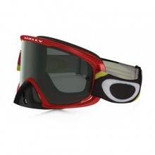 MASQUE OAKLEY O FRAME 2.0 HERITAGE RACER RED ÉCRAN DARK GREY