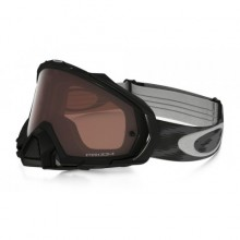 MASQUE OAKLEY MAYHEM PRO JET BLACK ÉCRAN PRIZM MX BRONZE