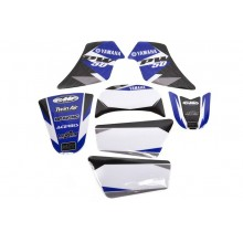 KIT DECO TECHPRO YAMAHA PW 50 SPECIAL RACE