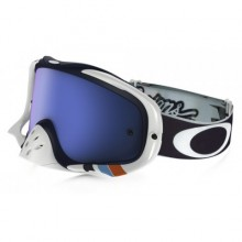 MASQUE OAKLEY CROWBAR TROY LEE DESIGNS ÉCRAN ICE IRIDIUM
