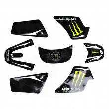 KIT DECO MONSTER YAMAHA PW 50