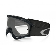 MASQUE OAKLEY XS O FRAME TRUE CARBON FIBER ÉCRAN TRANSPARENT