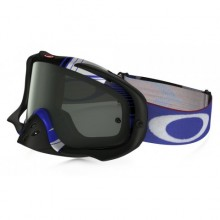 MASQUE OAKLEY CROWBAR RYAN DUNGEY SIGNATURE SERIES ÉCRAN DARK GREY
