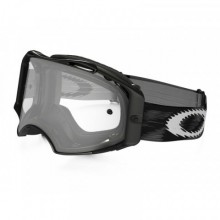 MASQUE OAKLEY AIRBRAKE JET BLACK SPEED ÉCRAN TRANSPARENT