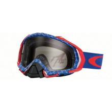 MASQUE OAKLEY MAYHEM PRO REAPER RWB ÉCRAN DARK GREY
