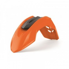 GARDE-BOUE AVANT POLISPORT SUPERMOTARD SM LINE ORANGE