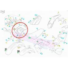 OUIE RADIATEUR DROITE FSE 400 2003 GAS GAS
