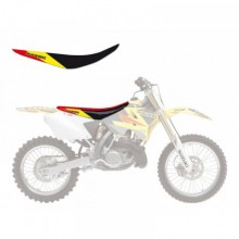 HOUSSE DE SELLE BLACKBIRD DREAM GRAPHIC 3 SUZUKI RM125/RM250