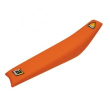 HOUSSE DE SELLE BLACKBIRD PYRAMID ORANGE KTM SX85