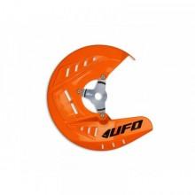 PROTÈGE DISQUE AVANT UFO ORANGE KTM SX/SX-F 125 & +