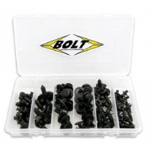COFFRET ASSORTIMENT RIVET PLASTIQUE BOLT M6/M7/M8