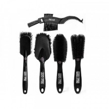 KIT 5 BROSSES MUC-OFF