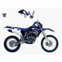 KIT DÉCO BLACKBIRD DREAM GRAPHIC 3 YAMAHA WR400/426-F