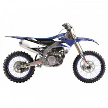 KIT DÉCO COMPLET BLACKBIRD DREAM GRAPHIC 3 YAMAHA YZ125/250