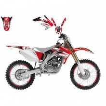 KIT DÉCO BLACKBIRD DREAM GRAPHIC 3 HONDA CR-F250R/X