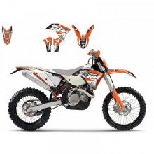 KIT DÉCO BLACKBIRD DREAM GRAPHIC 3 KTM SX-F/EXC