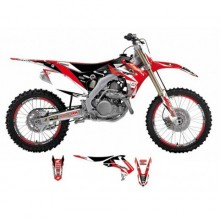 KIT DÉCO COMPLET BLACKBIRD DREAM GRAPHIC 3 HONDA CR-F250