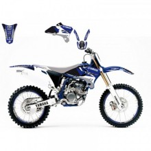 KIT DÉCO BLACKBIRD DREAM GRAPHIC 3 YAMAHA YZ250/450-F