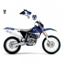 KIT DÉCO BLACKBIRD DREAM GRAPHIC 3 YAMAHA WR250/450-F