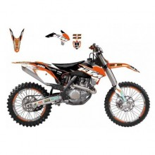 KIT DÉCO BLACKBIRD DREAM GRAPHIC 3 KTM EXC