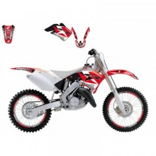 KIT DÉCO BLACKBIRD DREAM GRAPHIC 3 HONDA CR125/250R