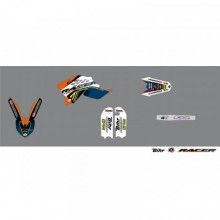 KIT DÉCO KUTVEK RACER ORANGE KTM SX65