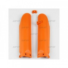 PROTECTIONS DE FOURCHE UFO ORANGE KTM SX85